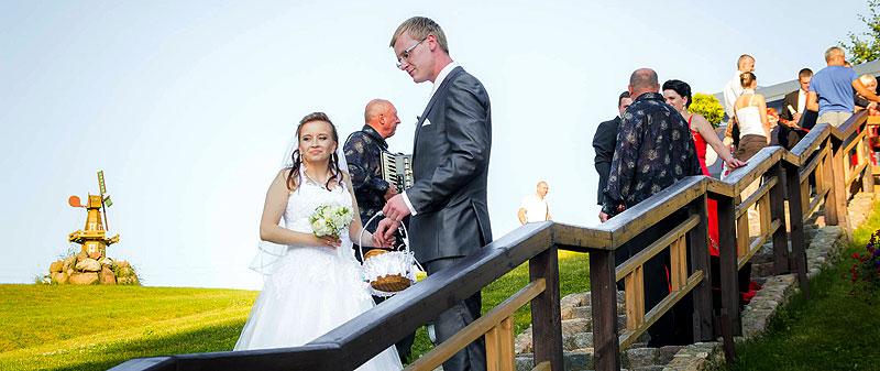 Inesos ir Andriaus vestuvės