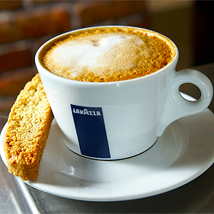 Nemokama kava Lavazza