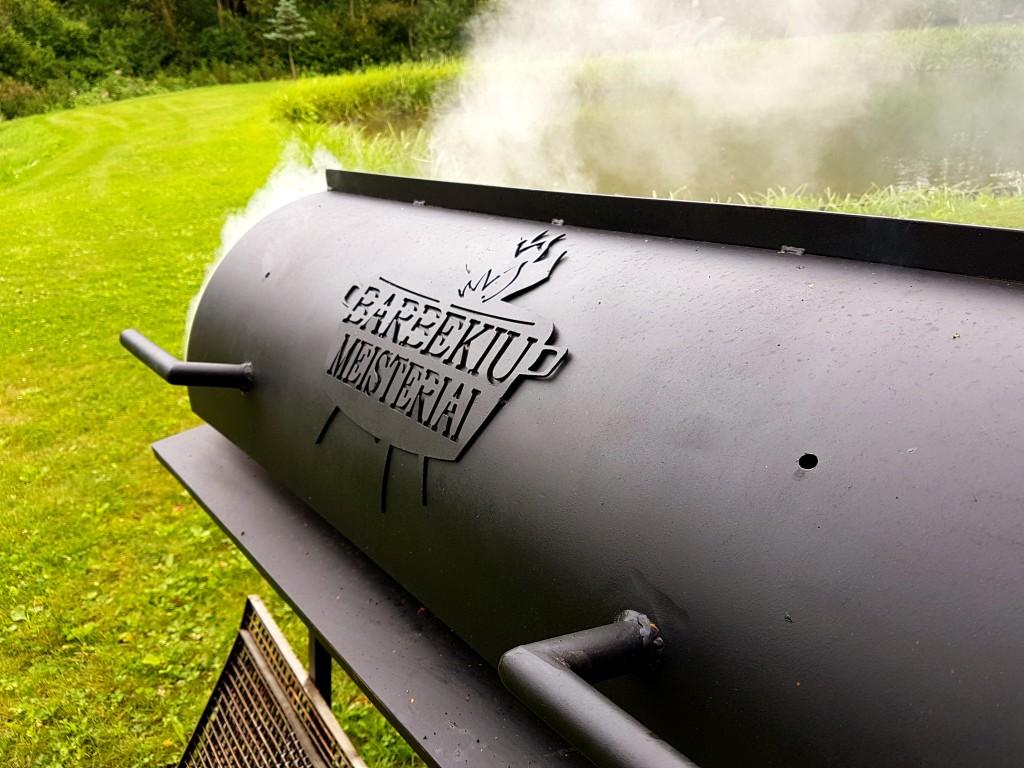 BBQ kepsninė
