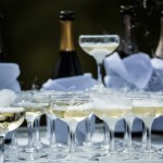 Šampano piramidė
