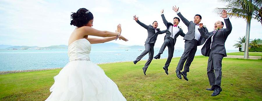 Anekdotai apie vestuves