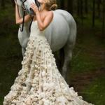 Fotosesija su žirgu